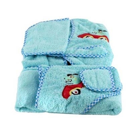 Picture of Cotton Baby Towel Gift Set - 75 x 75 Cm
