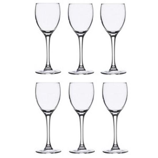 صورة Luminarc - Signature Wine Glass 19 cl - 6 PCs