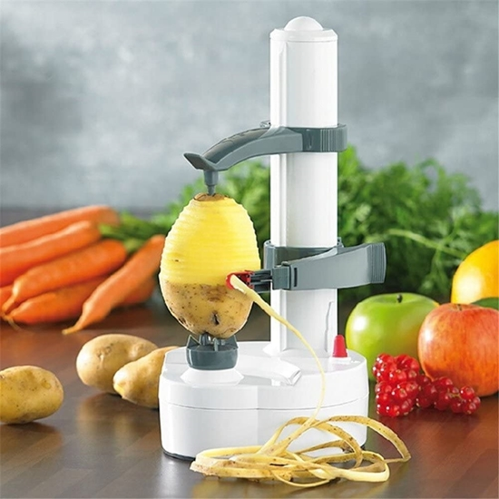 Picture of Electric Fruit & Vegetable Peeler - 16 x 15 x 27 Cm