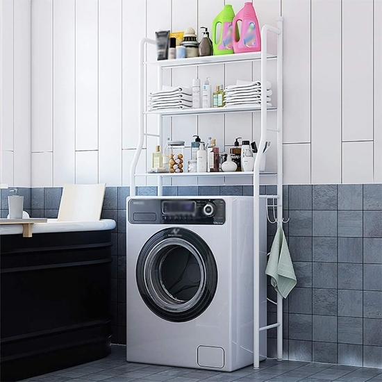 Picture of Washer Rack Organizer - 68 x 25 x 152 Cm