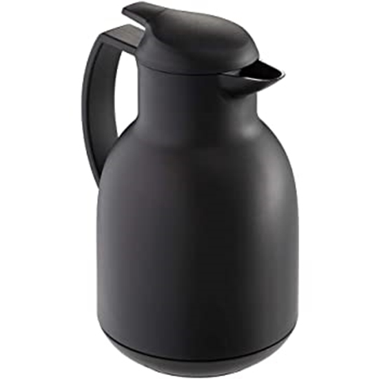 Picture of Leifheit - Vacuum Jug Bolero Black - 1 Litre