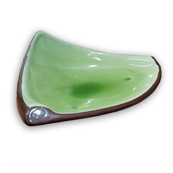 صورة Green Plate - 25.4 Cm