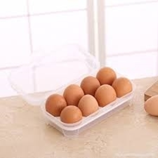صورة Egg Box - 19 x 9 x 7 Cm