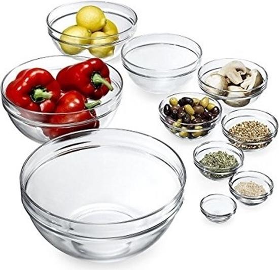 صورة Duralex - Glass Bowl - 9 Cm