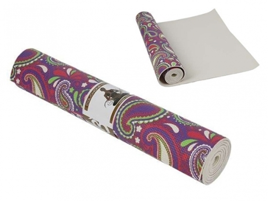 صورة Estampda Yoga Mat, 6mm - 173 x 61 Cm