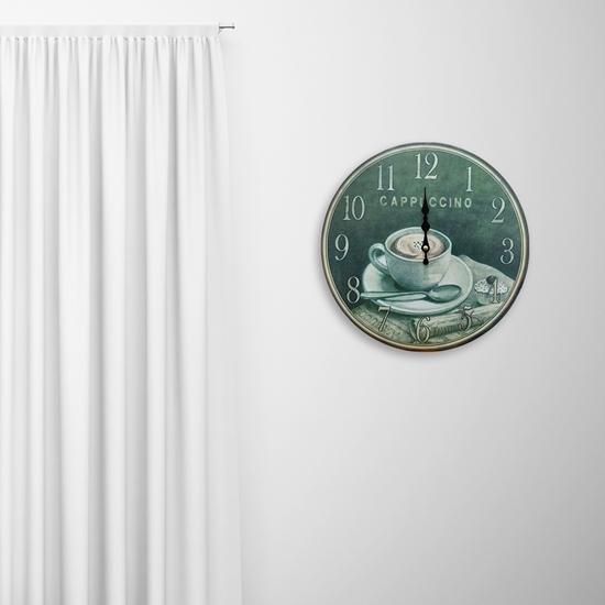 صورة Wall Clock - 34 Cm
