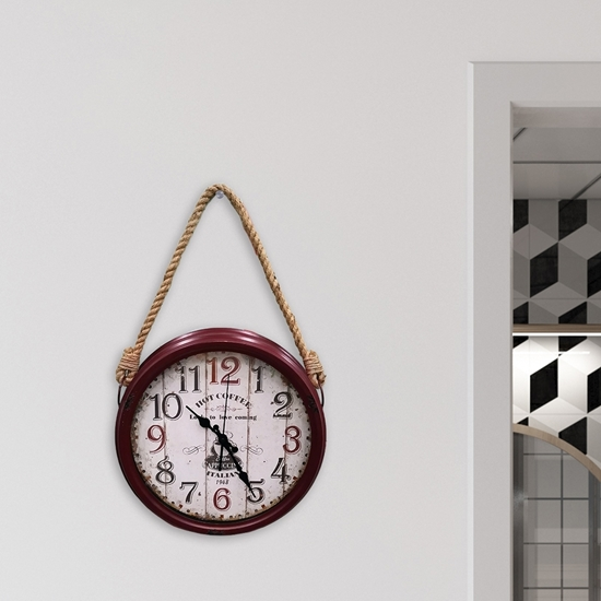 صورة Wall Clock - 36 Cm