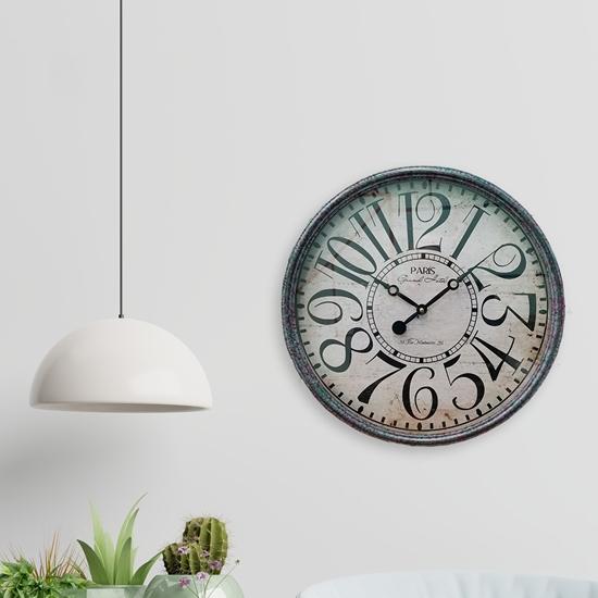 صورة Wall Clock - 48 Cm