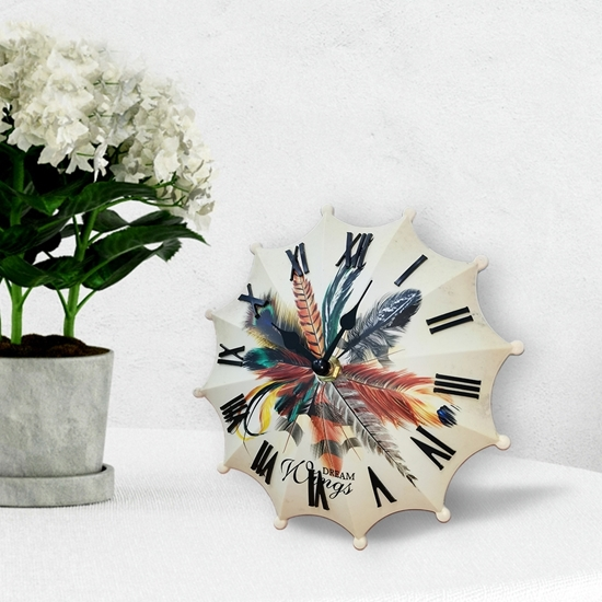 Picture of Table Clock - 20 Cm
