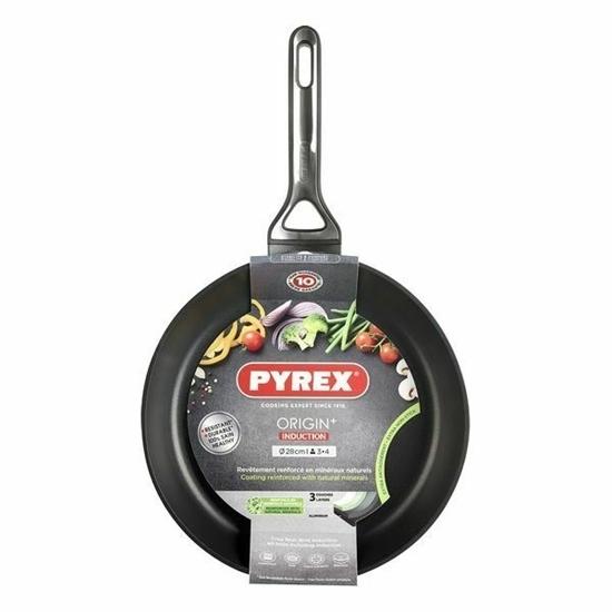 Picture of Pyrex - Origin + Non-Stick Aluminium Induction Frying pan - 24 Cm