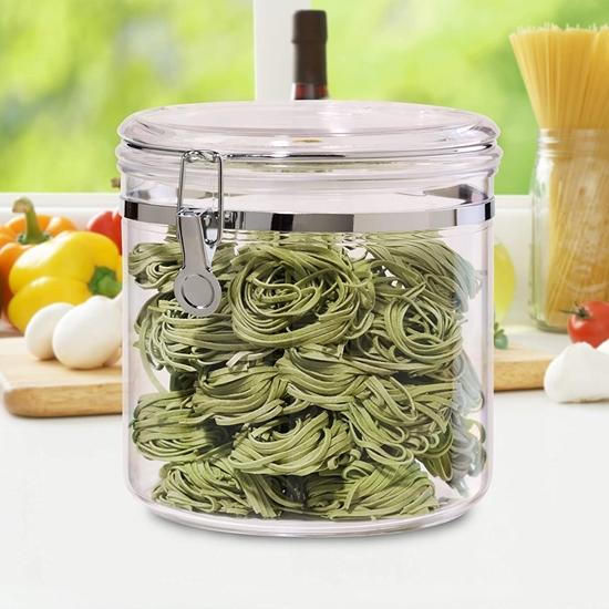 صورة Acrylic Jar - 12 x 14 Cm