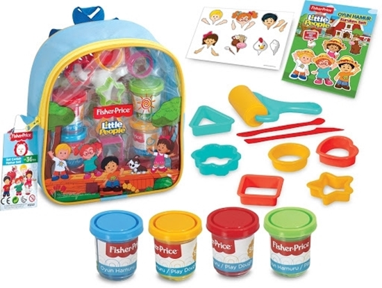 Picture of Fisher-Price Dough Backpack