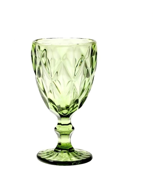 صورة Green Glass - 9 x 17 Cm