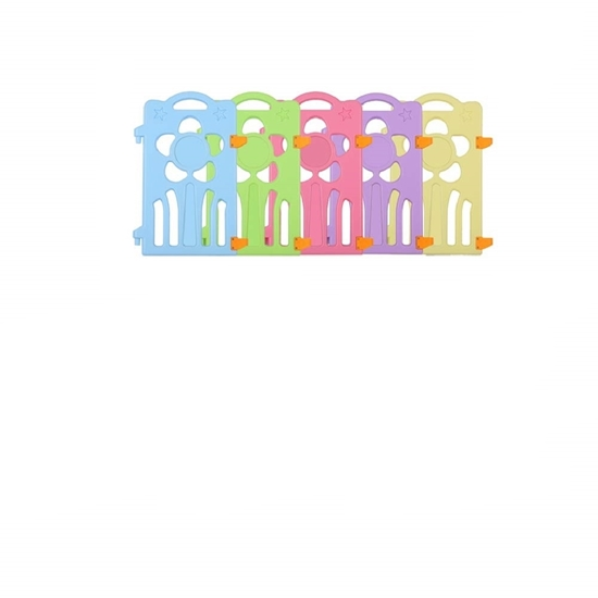 صورة سياج بلاستيكي للأطفال, 1 قطعة  - 40 × 60 × 3.5 سم
