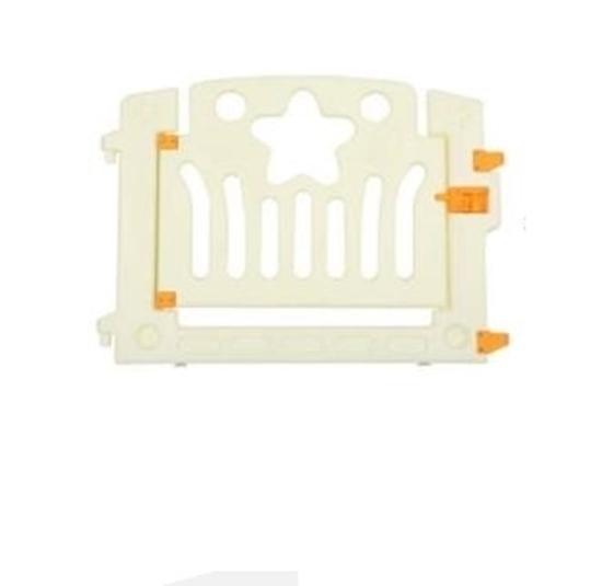 صورة سياج بلاستيكي للأطفال, 1 قطعة - 80 × 60 × 3.5 سم