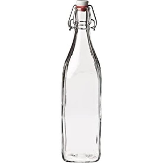صورة Bormioli Rocco - Swing Top Bottle Clear, 1L