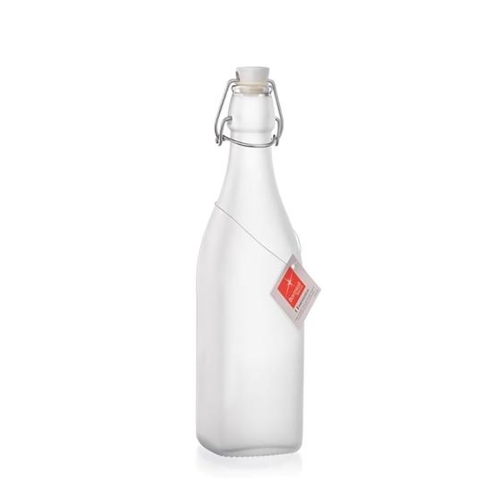 صورة Bormioli Rocco - Swing Top Bottle Deep Green, 0.5L