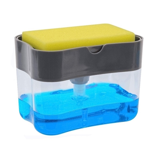 صورة Soap Dispenser - 9 x 10 x 14 Cm