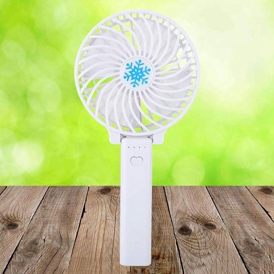 صورة Handy Fan - 21.6 x 10.5 x 3.9 cm