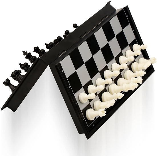 صورة Chess Game - 26 x 26 Cm