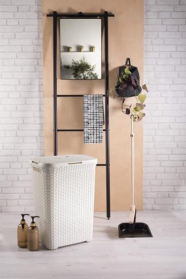 صورة Curver - Laundry Basket - 45 x 34 x 62 Cm
