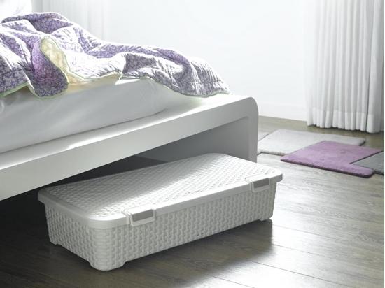 صورة Curver Style Storage Box - 78.8 x 39.6 x 17.5 cm