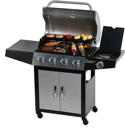 Picture of Gas Grill - 145 x 62.5 x 112 Cm