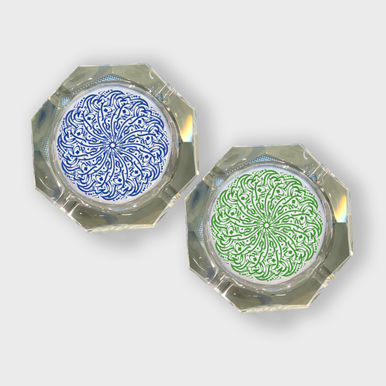 Picture of Hexagon Ashtray, 1 pc