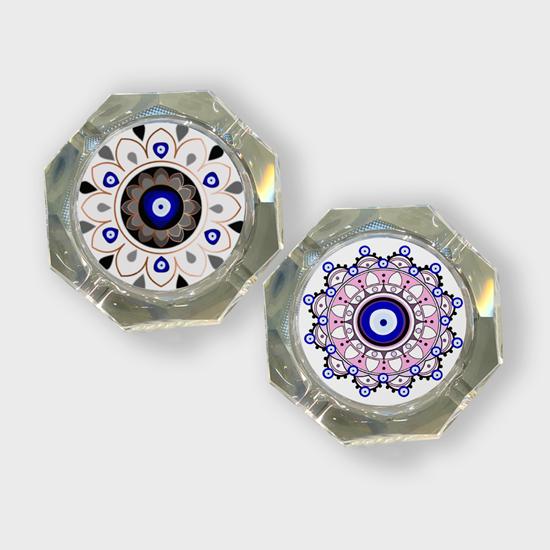 صورة Hexagon Ashtray, 1 pc