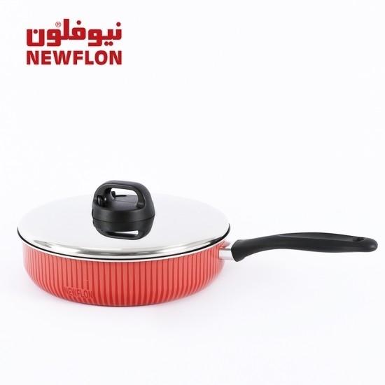 Picture of Newflon - Deep Frypan - 26 Cm
