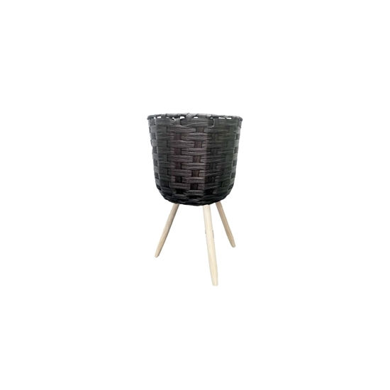Picture of Rattan Basket - 34.5 x 20 Cm