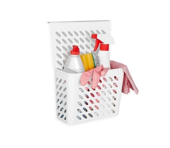 صورة Qlux - Hangable Organizer Basket - 32 x 25.5 x 12.5 Cm