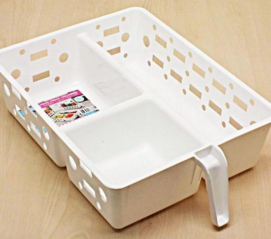 صورة Qlux - Square Shelf Organizer - 29 x 23 Cm