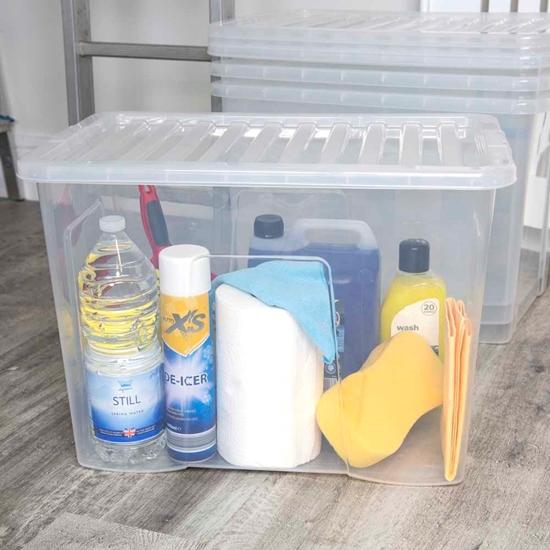 صورة Whatmore - Storage Box - 60 x 40x 42 Cm