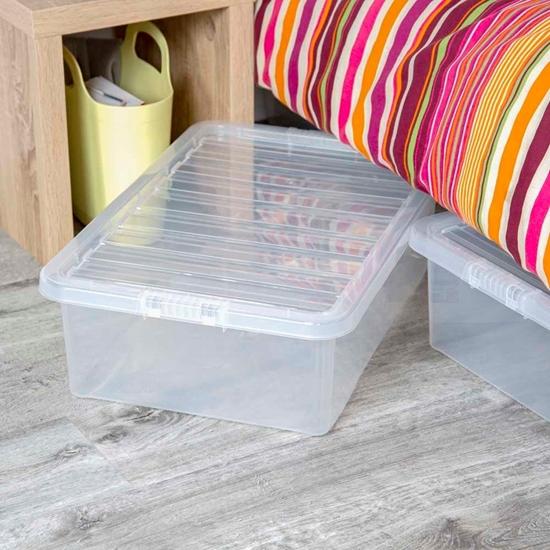 صورة Whatmore - Storage Box - 60 x 40 x 20 Cm