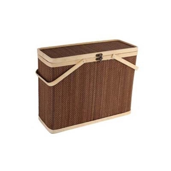 Picture of Bamboo Basket - 37 x 14 x 30 Cm