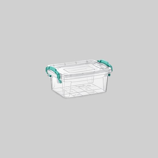 صورة Poly Time - Storage box, 1.75L - 21.5 x 14 x 9.5 Cm