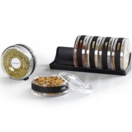 Picture of Spice Rack Condiment, 6pcs - 19 x 8 Cm