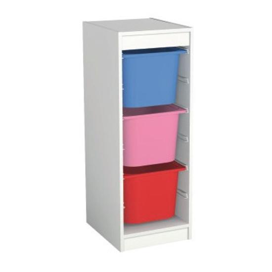 صورة Children's Cabinet - 34 x 40 x 94 Cm