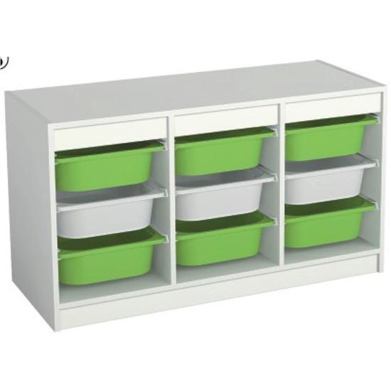 صورة Children's Cabinet - 99 x 40 x 56 Cm