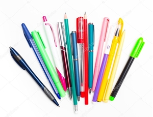 صورة لقسم Pens, Pencils & Markers
