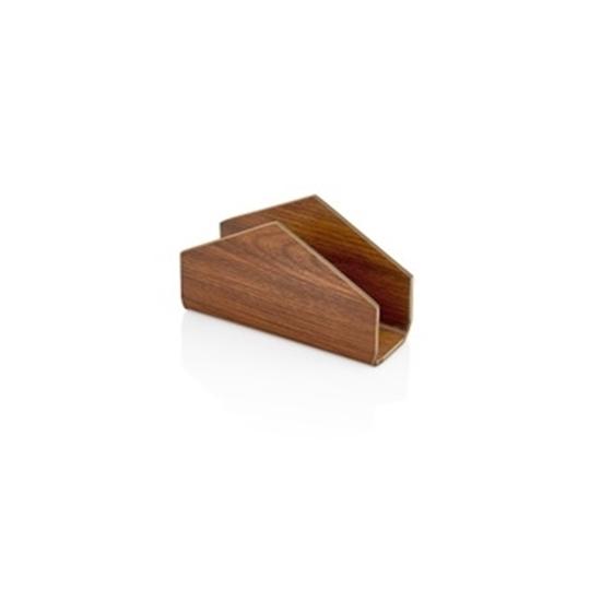 Picture of Evelin - Pyramid Napkin Holder - 5 x 14 x 8 Cm
