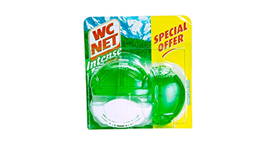 صورة Bolton - WC Net- Intense Liquid Rim Block (Mountain Fresh) - 2 x 55 ml
